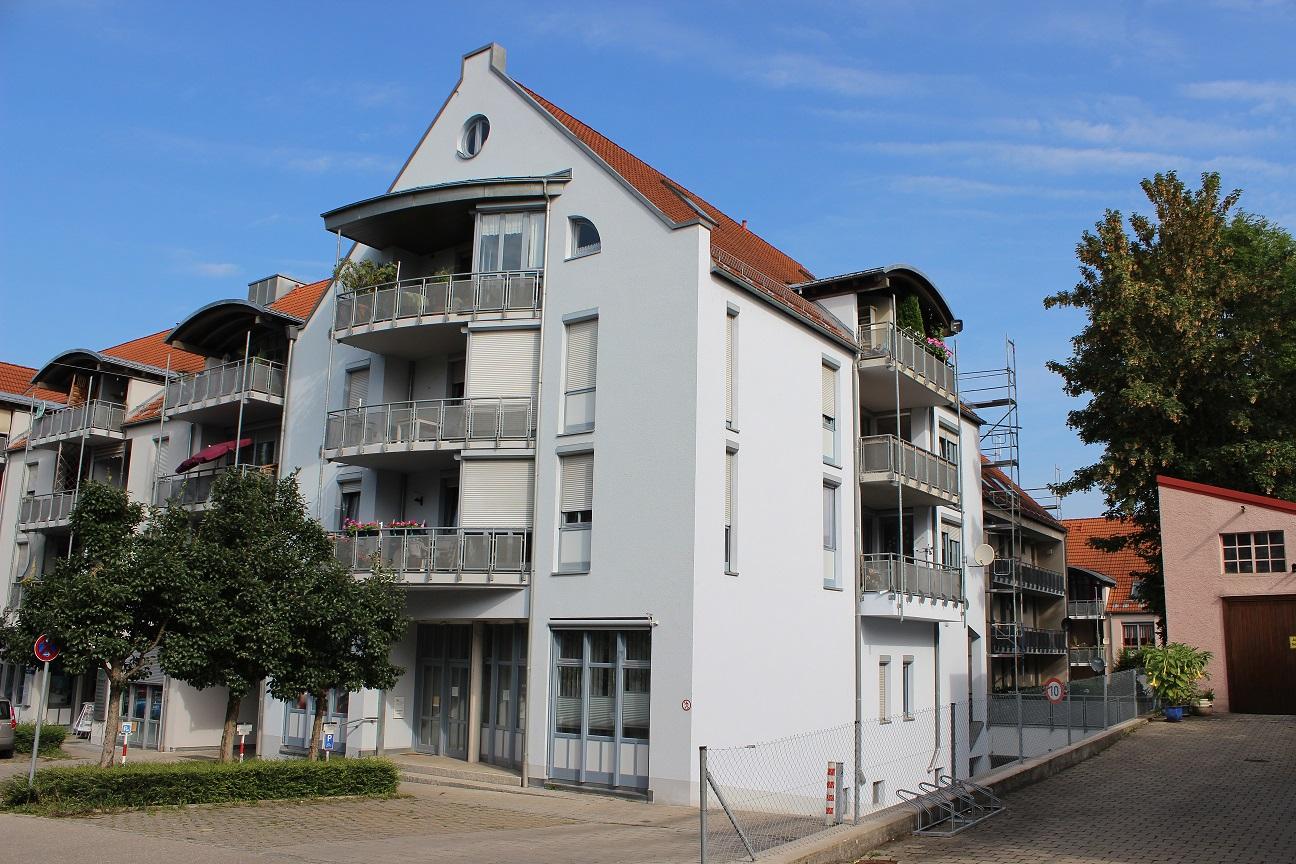Neu: Wohnung in Schwabmünchen